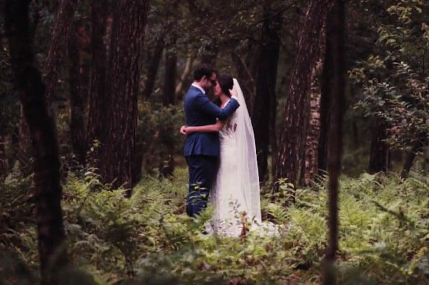 Trouwblog: Trouwfilm van Isaura en Benjamin
